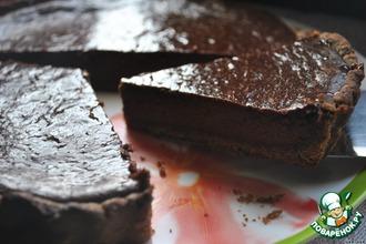 """Шоколадный пирог из """"Fifteen"""""""
