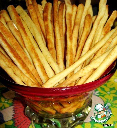 Остудите и кушайте! Сырный вкус проявится, когда они остынут!   У меня получилось 45 палочек.