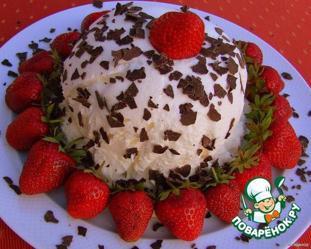 """А это мой подарок всем талантливым участникам конкурса """"В мире животных"""" - десерт """"101 далматин""""!!!     Желаю вам чудесных летних посиделок с моим десертом!!!"""