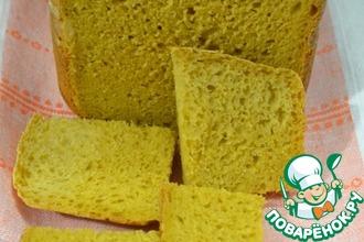 Хлеб с кабачковой икрой