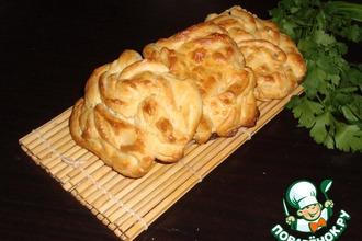 Ленивые булочки с сыром