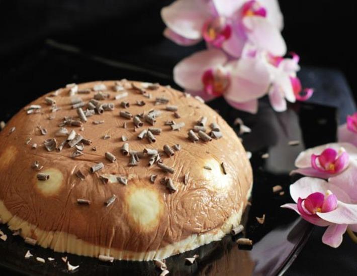 """Десерт """"Шоколадное настроение"""""""