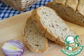 Многозерновой постный хлеб
