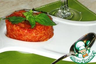 "Тосканский густой суп ""Pappa al pomodoro"""