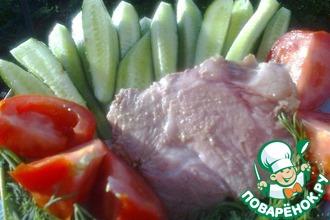 Буженина (запеченное мясо)