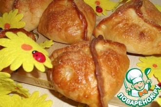 Вишнёвые пирожки
