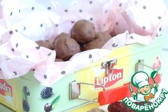 Марципановые конфеты из... нута
