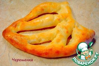 """Хлеб от Ришара Бертине """"Фугасс"""""""