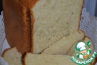 Быстрый картофельный хлеб с зеленым луком