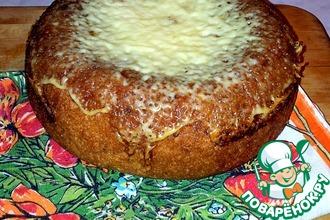Хлеб с семенами и зерном