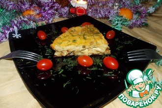 Закусочный картофельный пирог