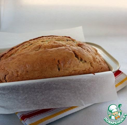 Выпекать в хорошо разогретой духовке при температуре 180 градусов около 1 часа, проверить готовность на сухую спичку.
