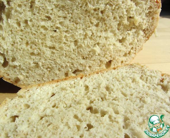 Посмотрите, какая нежная структура. Это самый любимый хлеб моей семьи.