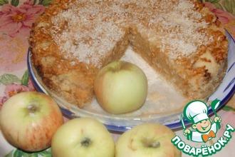 "Яблочный пирог ""Два гражданства"""