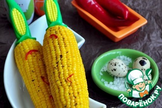 Кукуруза почти по-мексикански