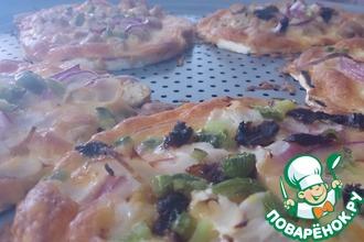 Пицца, да не простая