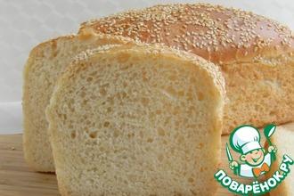 Хлеб на сливках
