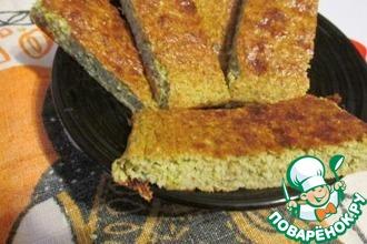 Брокколи-хлеб