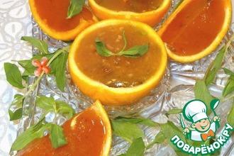 Абрикосовые апельсины