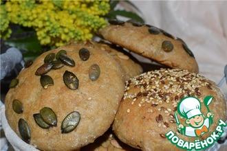 Пшенные хлебцы