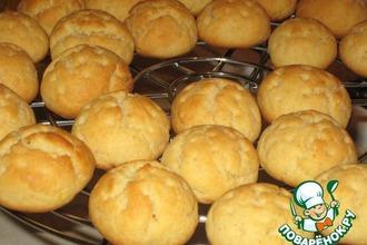 Печенье картофельное, тающее во рту