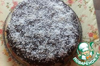"""Шоколадный пирог """"Мулатка"""""""