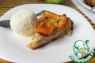 Яблочный пирог сестер Симили