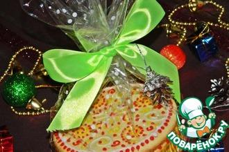 """Печенье """"Шкатулка счастья"""" в подарок"""