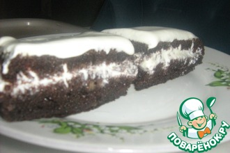 Домашний черемуховый торт