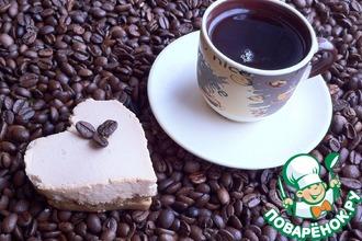 Сливочно-кофейное суфле