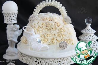 "Торт ""Дамская сумочка"""