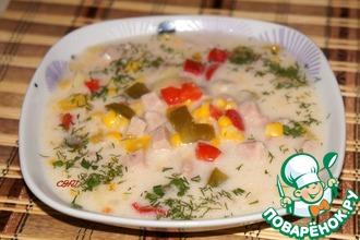 Суп по-техасски