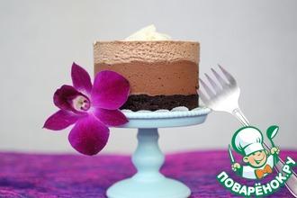 """Пирожное """"Шоколадный Мусс"""""""