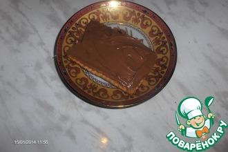Шоколадно-творожная паста