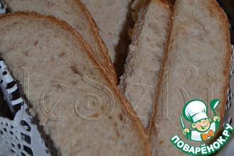 Изысканный французский хлеб