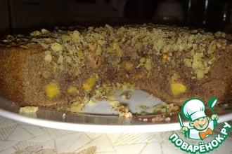 Тортик-пирог с секретом