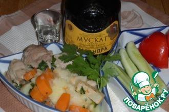 Ирландское рагу (Irish stew)