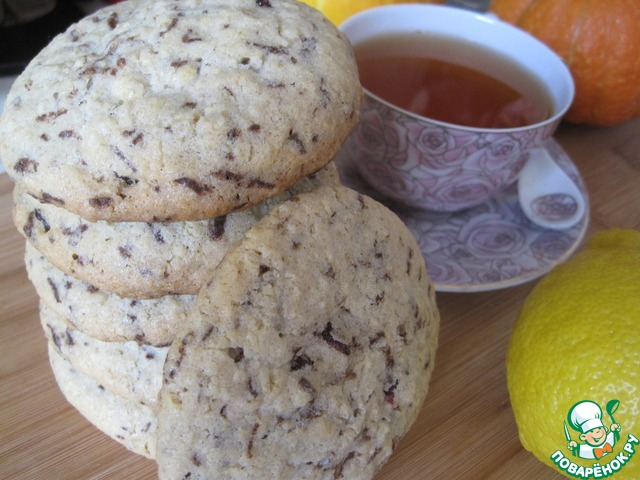 Приглашаю всех на чай с печеньем! И приятного всем нам аппетита!