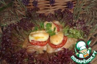 Куриные бедрышки, запеченные в духовке со сметаной