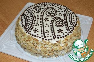 """Торт """"Студенческий"""""""