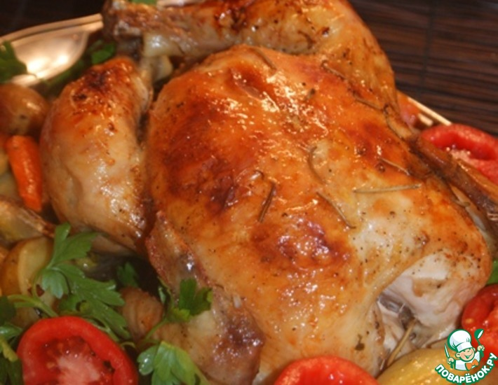 Секретная курица-2