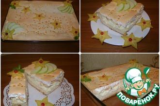 Королевский пирог по рецепту Вериной бабушки