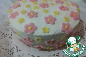 """Торт """" Весенний"""""""