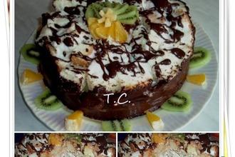 """Торт """"Фруктовый"""""""