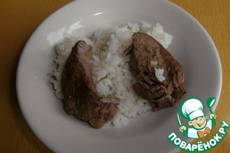 Мясо косули просто и вкусно