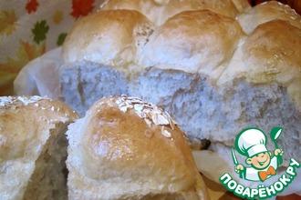 Овсяный хлеб с кориандром
