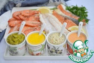 Соусы для рыбы и морепродуктов