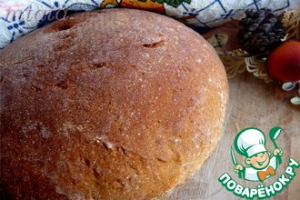 """Хлеб """"Столичный"""" на закваске"""