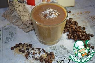 Кофейно-кокосовый смузи