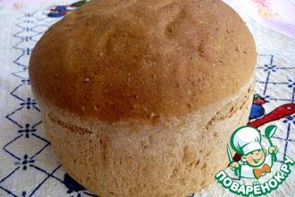 Хлеб сборный на опаре